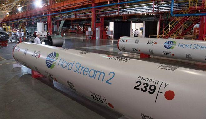 "Foto: ""Nord Stream 2 ar putea face Germania un ostatic al Rusiei"""