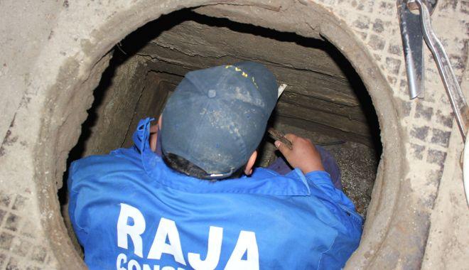 Foto: Nouă ore fără apă rece, în Mangalia, Limanu, 2 Mai și Vama Veche