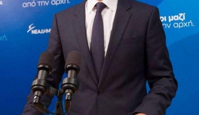 Foto: Noul prim-ministru de centru-dreapta  al Greciei promite reforme rapide