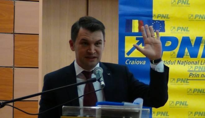 Foto: Ionuț Stroe, noul purtător de cuvânt al PNL