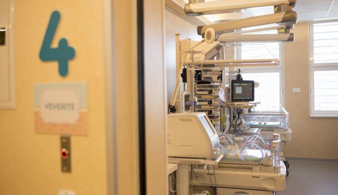 Secţia de Neonatologie, renovată şi dotată cu aparatură de ultimă generație - nounascutii23-1600713158.jpg