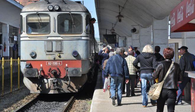 Foto: Numărul reclamațiilor adresate CFR Călători a crescut de peste trei ori în decurs de cinci ani