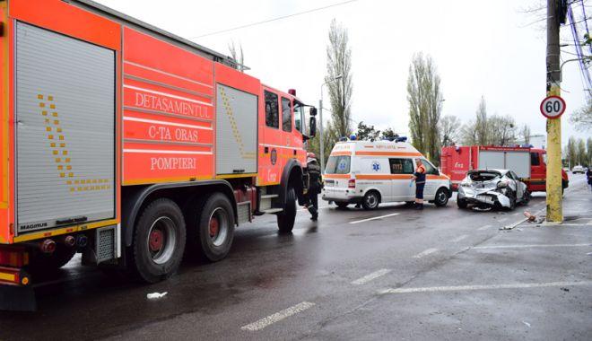 Foto: Numărul victimelor accidentelor  rutiere, în scădere la Constanța