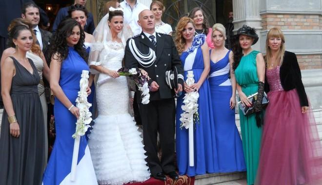 Galerie FOTO. NUNTA ANULUI LA CONSTANȚA / Managerul Iaki Mamaia și șeful Crimei Organizate s-au căsătorit în stil rock-baroc - nuntapavel5-1370161188.jpg