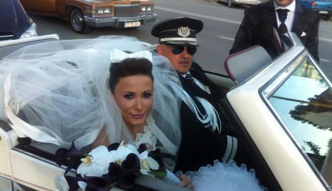 Galerie FOTO. NUNTA ANULUI LA CONSTANȚA / Managerul Iaki Mamaia și șeful Crimei Organizate s-au căsătorit în stil rock-baroc - nuntapavelfrumoasa-1370161214.jpg