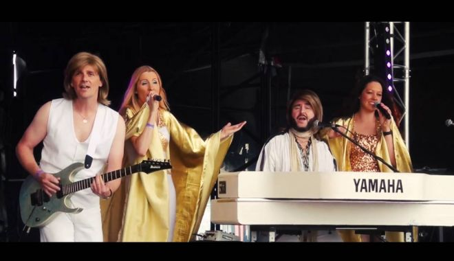 Foto: Nu vă este dor de ABBA? Haideți la concert!