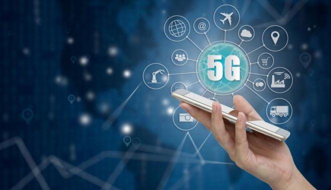 Foto: Ministrul Comunicațiilor, despre implementarea tehnologiei 5G la nivelul României