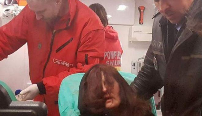 Foto: Educatoarea care și-a ucis fiica de patru ani, reținută 24 de ore. Prima declarație despre fapta sa