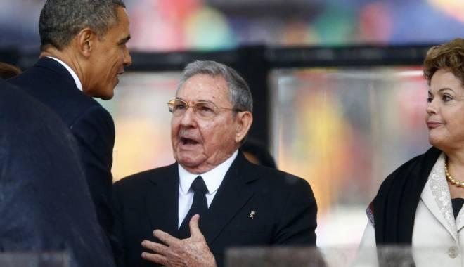 Foto: DECIZIE ISTORICĂ - Barack Obama: Statele Unite și Cuba au hotărât normalizarea relațiilor diplomatice