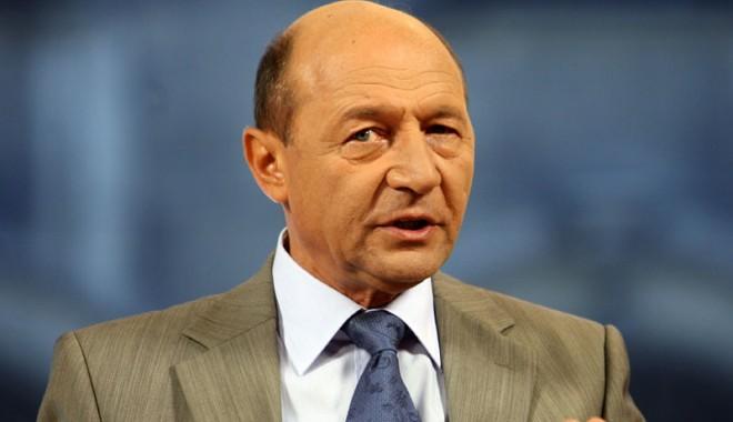 """Foto: Traian Băsescu: """"Obiectivul nostru este consolidarea nivelului de securitate pe flancul de est"""""""
