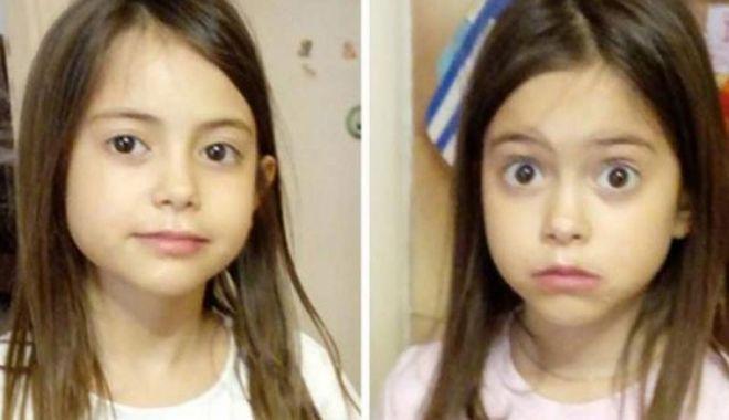Foto: Fetițele gemene dispărute după incendiul din Grecia au fost găsite moarte