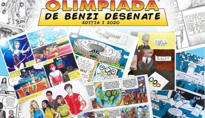 Comitetul Olimpic şi Sportiv Român şi Olimpiada de Benzi Desenate - Ediţia I - olimpism2011-1605886865.jpg