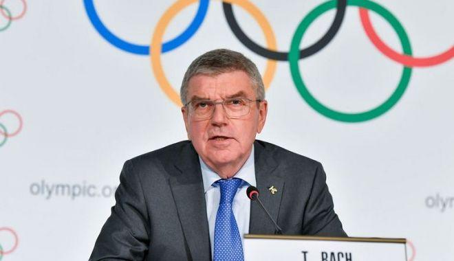 Olimpism / Thomas Bach, candidat unic la preşedinţia Comitetului Internaţional Olimpic - olimpismbach-1606988780.jpg