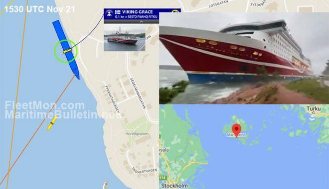 O navă cu 331 pasageri a eșuat - onavacu331pasageriaesuat-1606032221.jpg