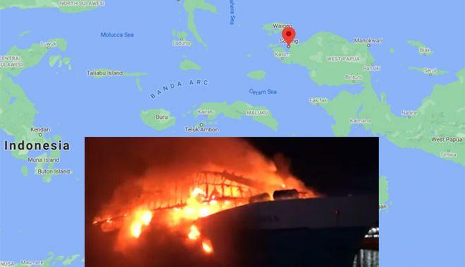 O navă de pasageri a fost distrusă de flăcări - onavadepasageriafostdistrusa-1615218527.jpg