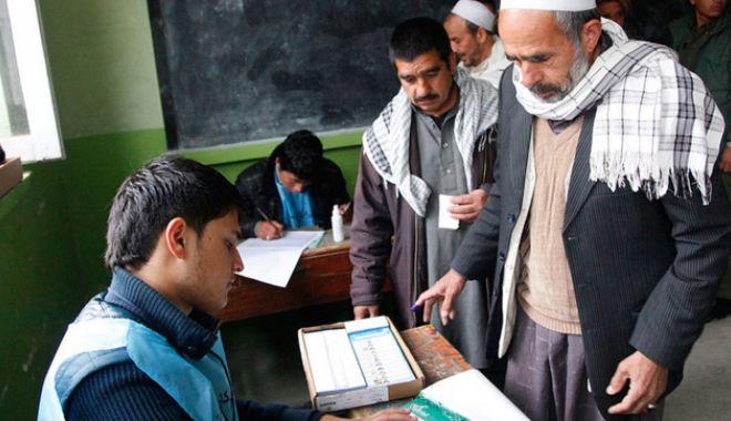 Foto: ONU condamnă violența și susține procesul electoral în Afganistan