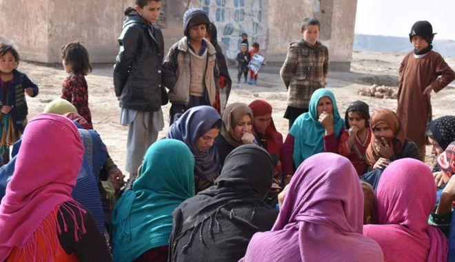 Foto: ONU trage un semnal de alarmă  față de creșterea atacurilor  împotriva civililor în Afganistan
