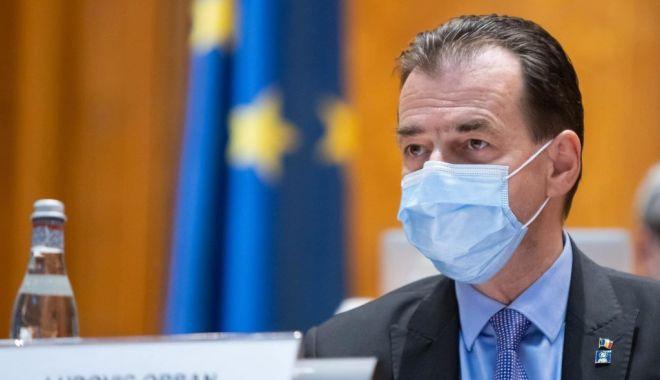 Ludovic Orban: Vom crește capacitatea de tratare a pacienților cu COVID-19 - orban-1603539965.jpg