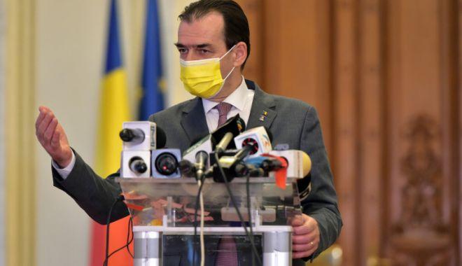 """Ludovic Orban: """"Când un ministru atacă premierul, pleacă acasă"""" - orban-1618852673.jpg"""