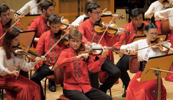 "Foto: Universitatea ""Ovidius"" va avea propria orchestră"