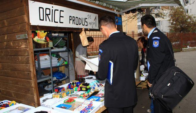 Foto: Ordinea publică monitorizată frecvent și efectiv de oamenii legii