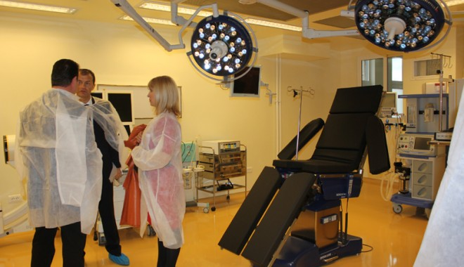 Cea mai modernă secție de ortopedie din țară s-a inaugurat la Constanța - ortopedie12-1332950644.jpg