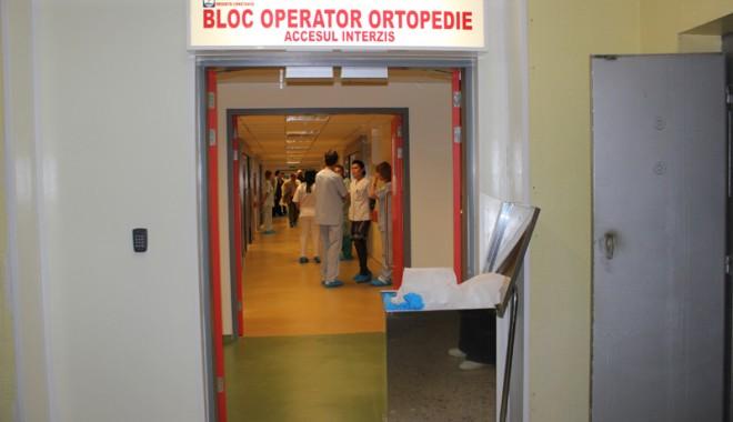 Cea mai modernă secție de ortopedie din țară s-a inaugurat la Constanța - ortopedie123-1332950683.jpg