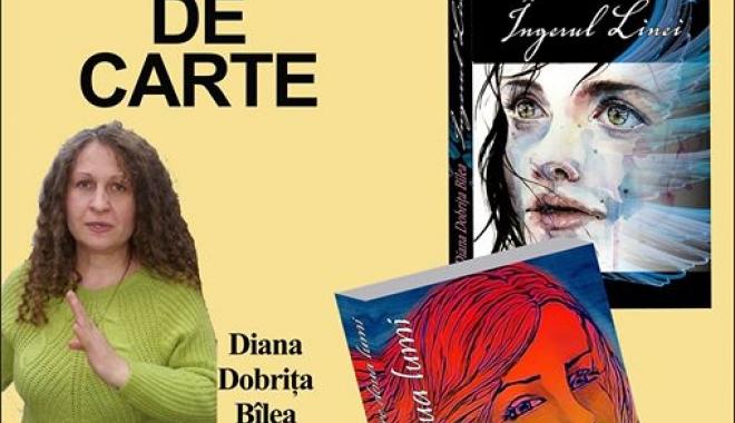 Foto: O scriitoare dobrogeană de excepție lansează două romane fermecătoare