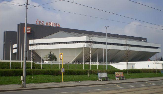Tenis, FedCup / Cehia vs România se va disputa la Ostrava - ostravararena-1539096159.jpg