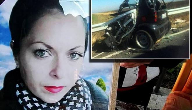 Foto: CAZUL CARE A ÎNDURERAT O ȚARĂ ÎNTREAGĂ! O tânără s-a sinucis într-un accident, din cauza soțului drogat și violent. Doi copii au rămas fără mamă