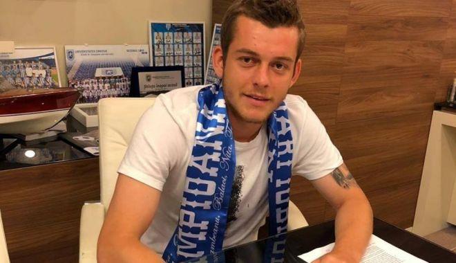 Foto: Alex Cicâldău, următorul transfer de răsunet din Liga 1