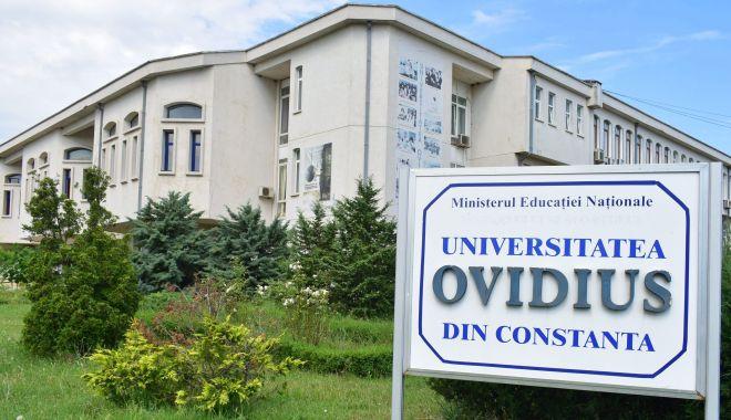 """Foto: Colegiul Universității """"Ovidius"""" va fi inaugurat mâine"""