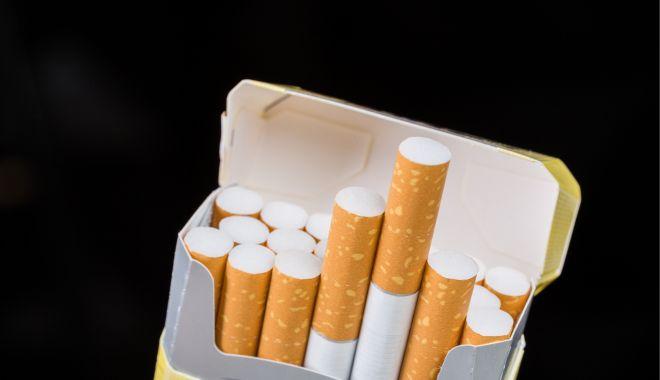 Foto: Contrabandist de țigări, prins de polițiștii constănțeni