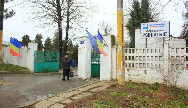 Foto: Condițiile inumane de la Secția de Psihiatrie Palazu Mare, în atenția Avocatului Poporului