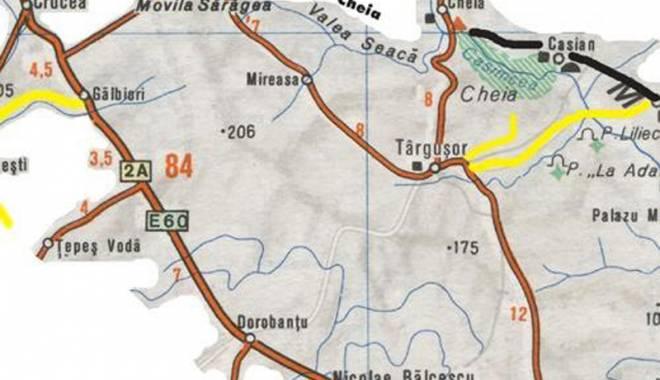 Ulmetum, cetatea uitată  a Constanței, ținută departe de turiști - pantelimonharta-1431445283.jpg