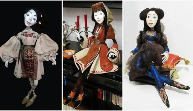Păpuși cu costume inspirate din portul tradițional al etniilor dobrogene - papusiledobrogei-1539187439.jpg