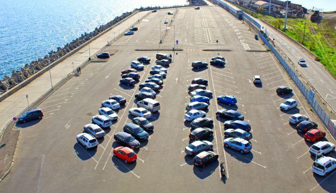 Parcare gratuită 30 de minute, la Constanţa. Cum vor putea beneficia şoferii - parcare-1623228601.jpg