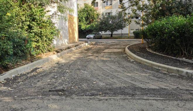 Constănţenii de pe aleea Berzei vor beneficia de o nouă parcare - parcare-1628164144.jpg