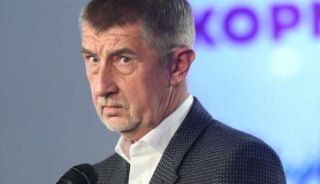 Foto: Parchetul examinează o posibilă inculpare a premierului ceh Andrej Babis