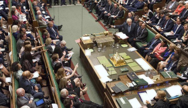 Foto: Parlamentul britanic refuză din nou alegeri anticipate