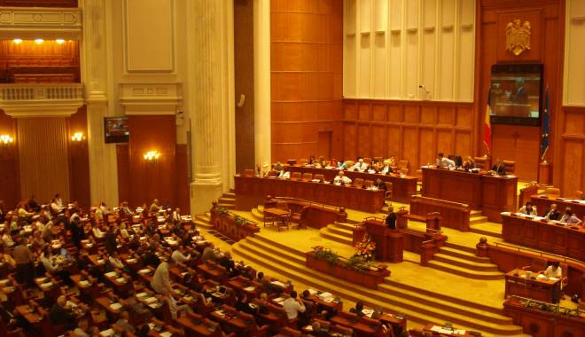 Foto: Parlamentul va vota luni nominalizarea lui Hellvig la conducerea SRI