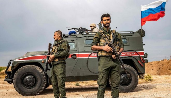 Foto: Patrulele comune ruso-turce își încep, astăzi, activitatea în Siria