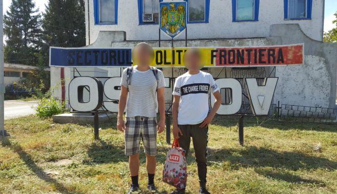 Pe drumul spre Olanda, au trecut ilegal granița în țara noastră - pedrumulolanda2-1568315831.jpg