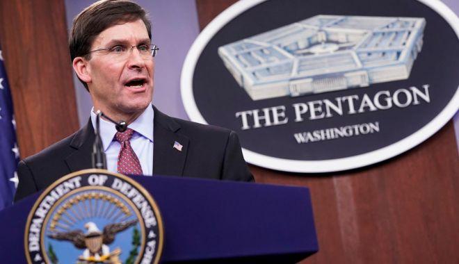 Foto: Pentagonul a început să își reajusteze trupele din Africa