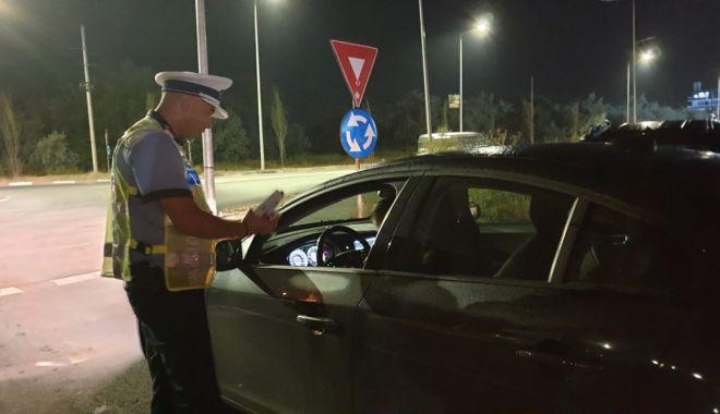 Foto: Pericolul de pe străzile Constanței: șoferi beți și fără permis, trași pe dreapta