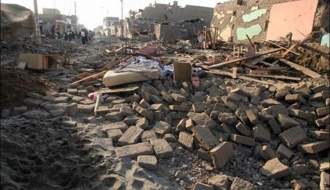 Foto: Cel puțin opt morți și un sat în ruine, în urma unui CUTREMUR