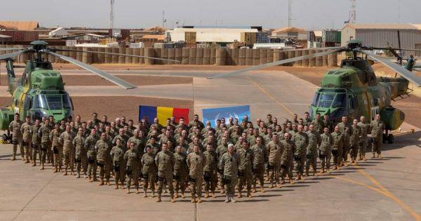 Familiile militarilor care se întorc din Mali au lansat o petiție:
