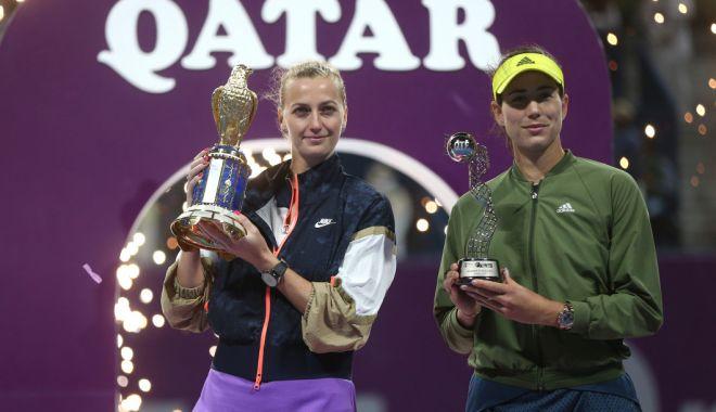 Tenis / Petra Kvitova, noua campioană de la Doha. A învins-o pe Garbine Muguruza - petra-1615114716.jpg