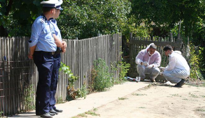 """Foto: """"Pe urmele morții"""" - scrisoare deschisă a polițiștilor  care investighează omorurile"""