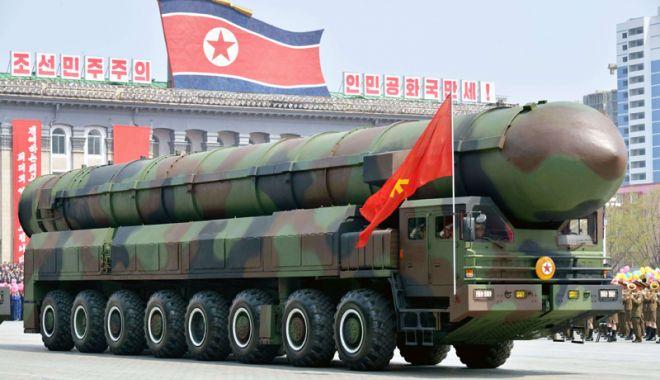 Foto: Phenianul amenință că va reveni la politica de dezvoltare  a arsenalului său nuclear